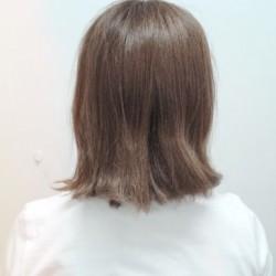 短い髪でも出来る!ハーフアップアレンジ♪1