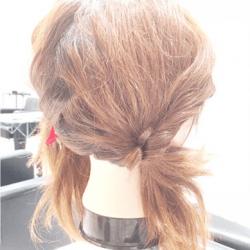 若槻千夏風!オトナのおさげ髪2