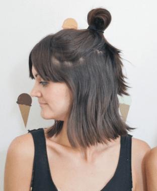 買い物デートにオススメのヘアスタイルarrenge5
