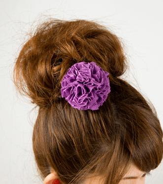 ルームウェアに似合うヘアスタイルヘア1