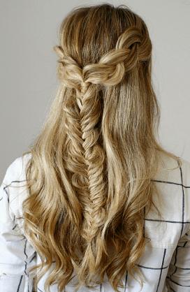 立体的メイクに似合うヘアスタイル5選hair4