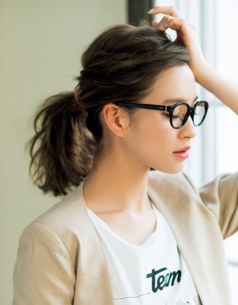 働く女子必見!忙しくても簡単に手直ししやすいヘアスタイル