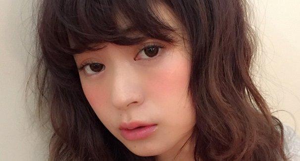 すっぴん風メイクに似合うヘアスタイル12,