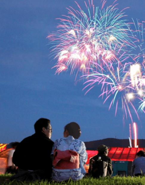 【浴衣に似合うヘアスタイル・髪型】花火大会やお祭りにピッタリ!