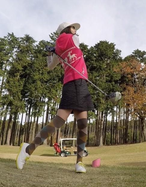 ゴルフにおすすめのヘアスタイル