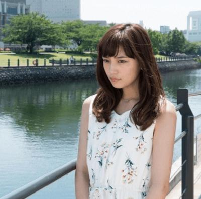 『愛してたって秘密はある』の川口春奈さんのヘアスタイル5選1
