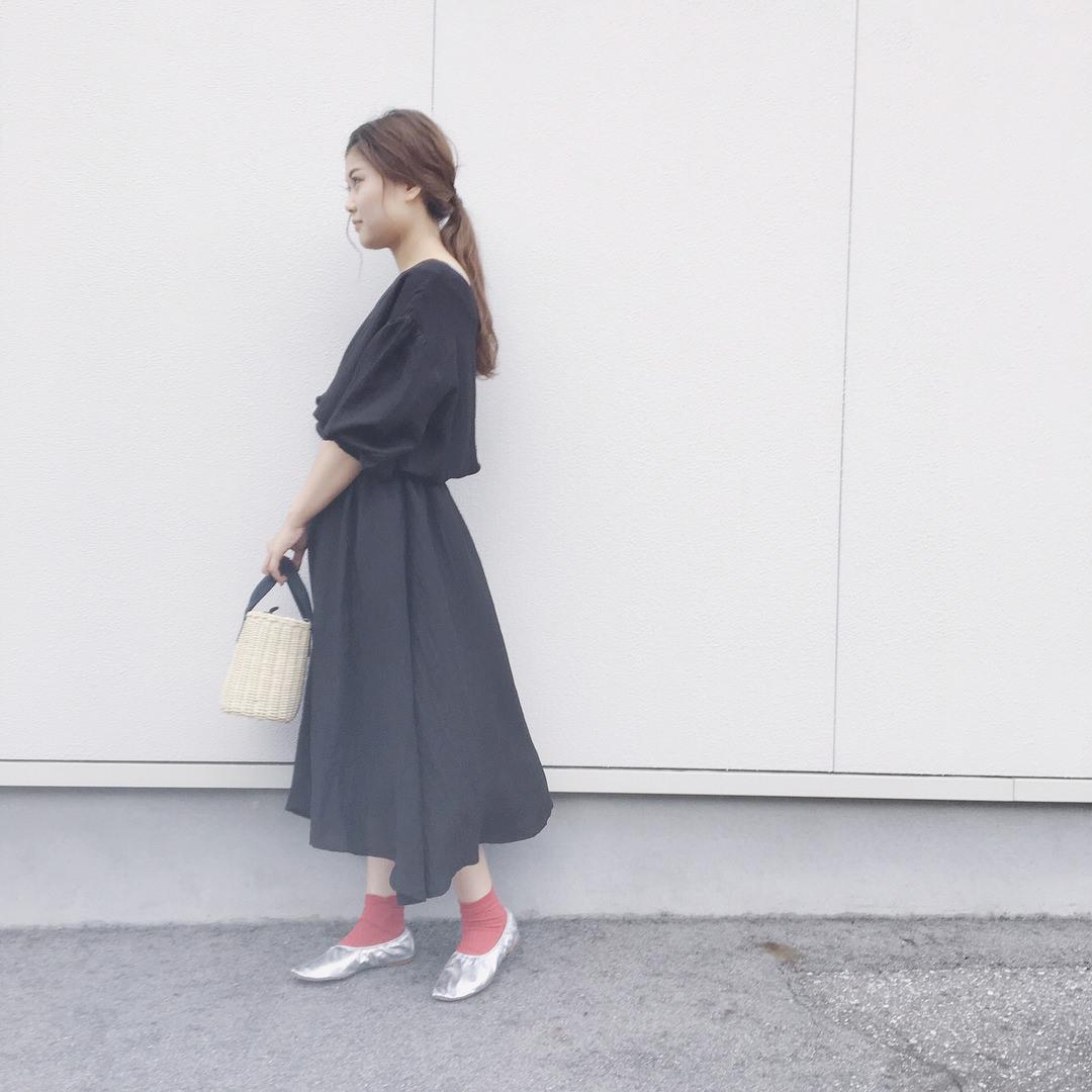 サマードレスに合うヘアスタイル4