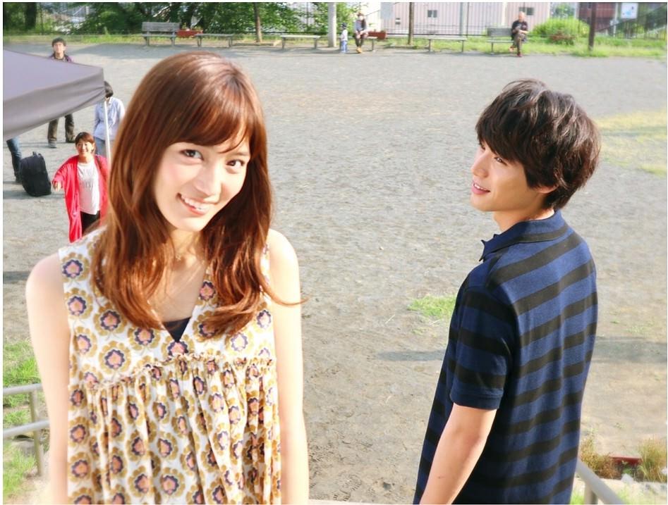 『愛してたって、秘密はある』の川口春奈ちゃんの可愛いヘアアレンジ5選♪5
