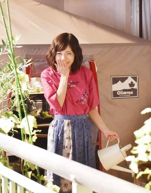 『ウチの夫は仕事ができない』の松岡茉優ちゃんのヘアスタイル5選♪