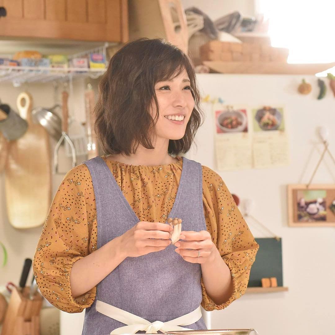 『ウチの夫は仕事ができない』の松岡茉優ちゃんのヘアスタイル5選♪1