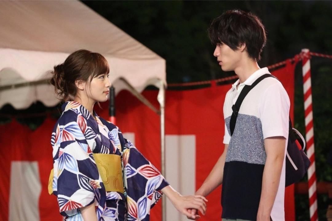 『愛してたって、秘密はある』の川口春奈ちゃんの可愛いヘアアレンジ5選♪2