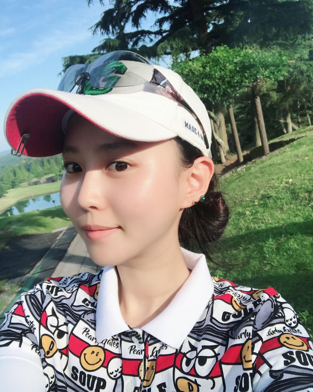 ゴルフにおすすめのヘアスタイル9