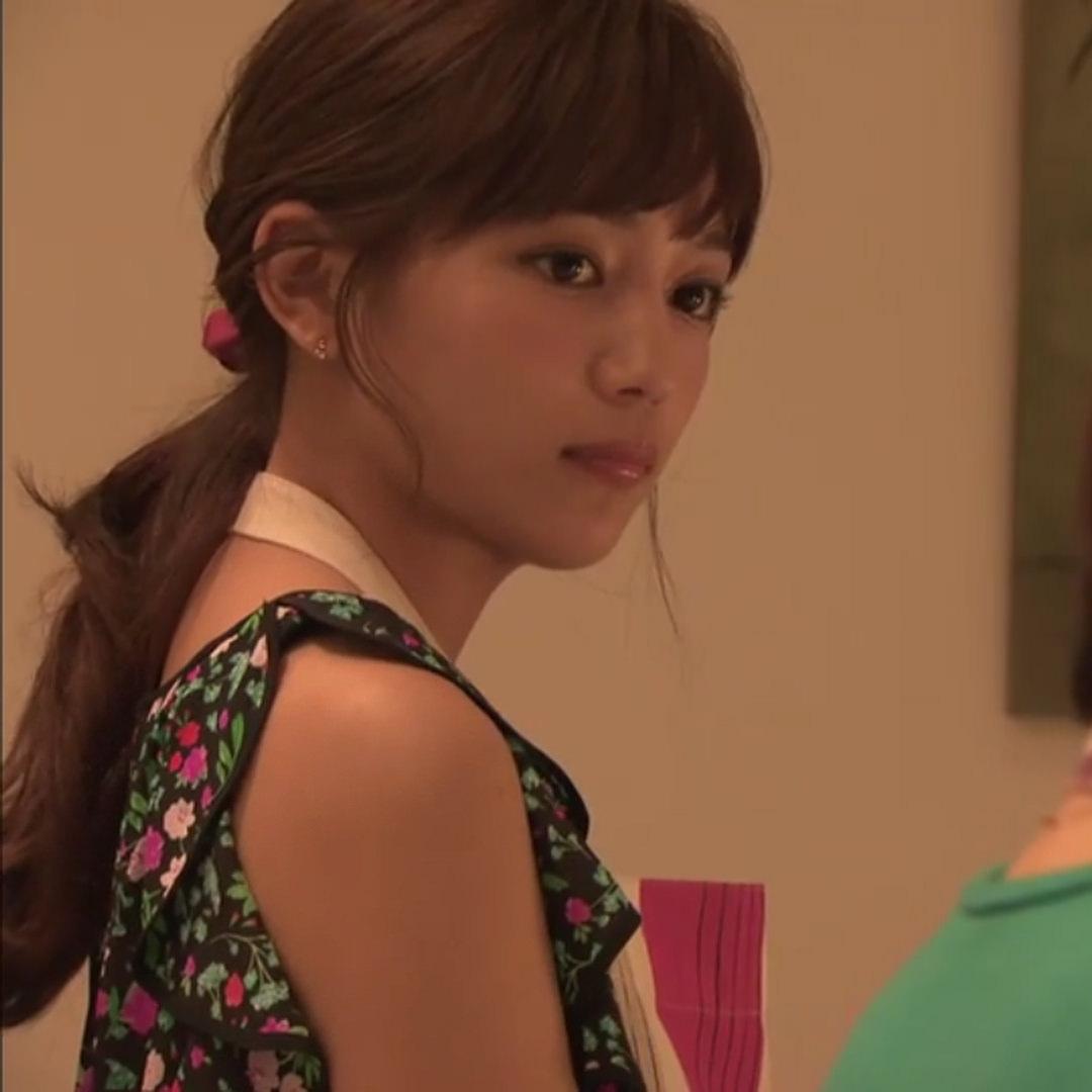 『愛してたって、秘密はある』の川口春奈ちゃんの可愛いヘアアレンジ5選♪3