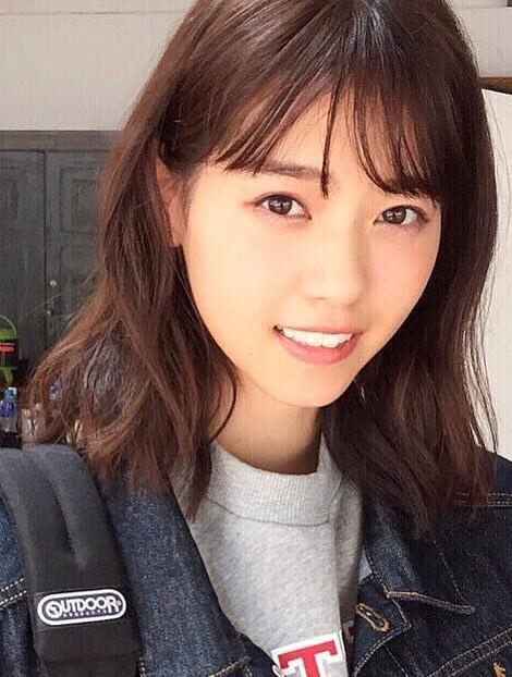 握手会人気No1!乃木坂46西野七瀬ちゃん風ヘアスタイル