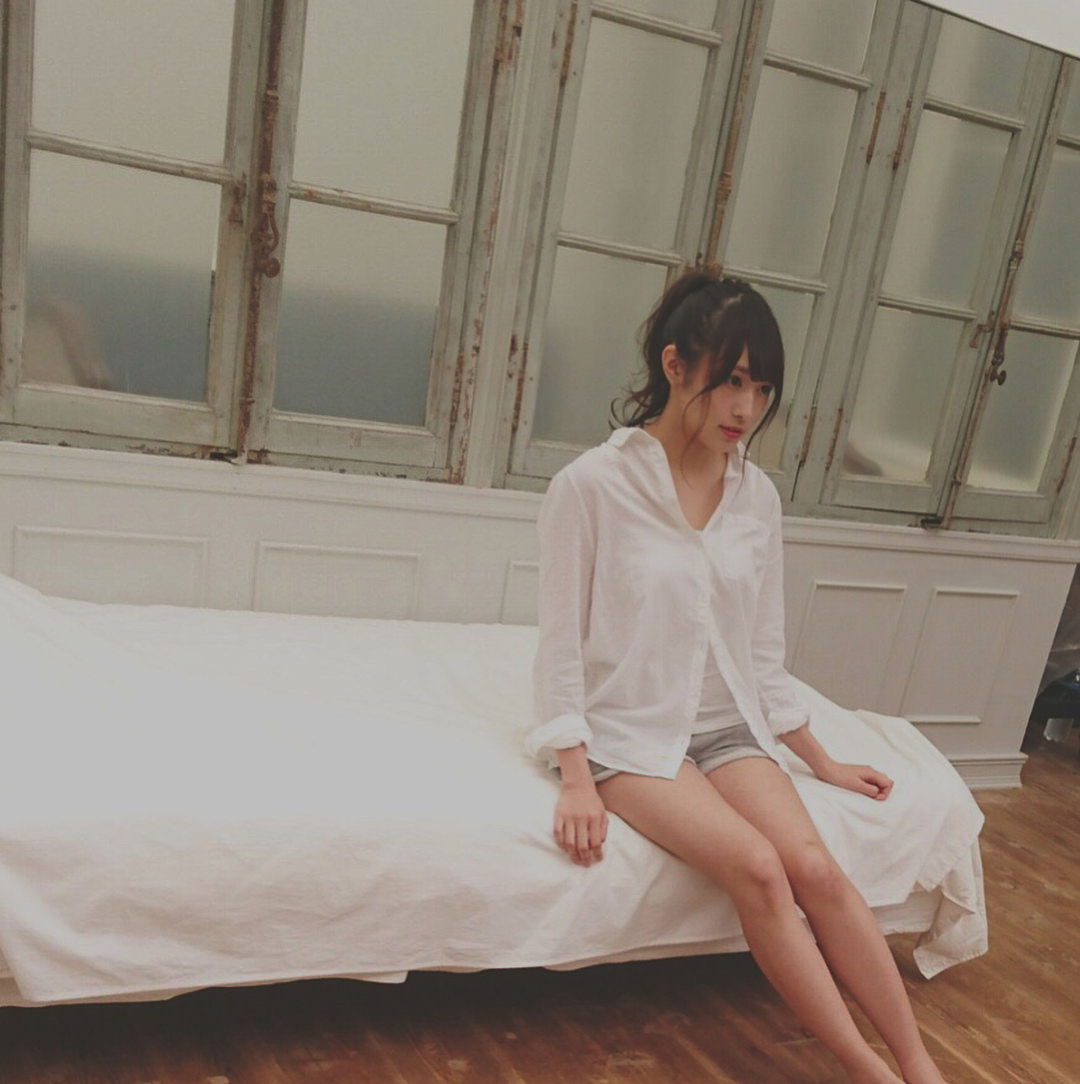 大人可愛い♡渡辺梨加さんのヘアスタイル ③