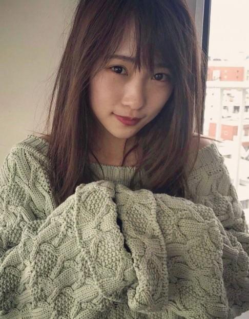天使のようなかわいさ!川栄李奈さんのヘアスタイル