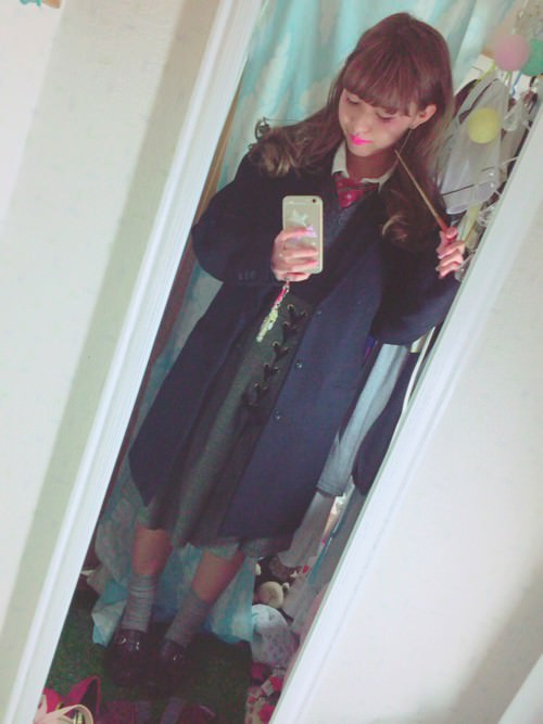 JK最後の日こそ可愛く!校則を破らない卒業式ヘアアレンジ☆1