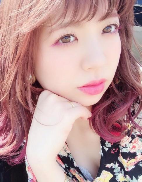 くすみピンクなメイクにあうヘアスタイル☆