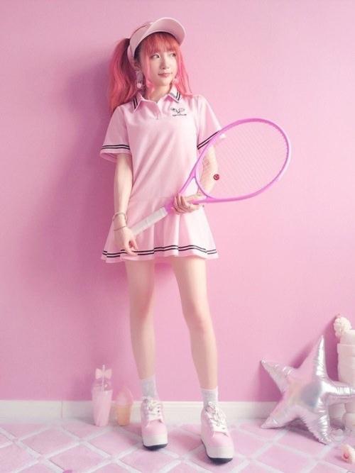 テニス×アップツイン