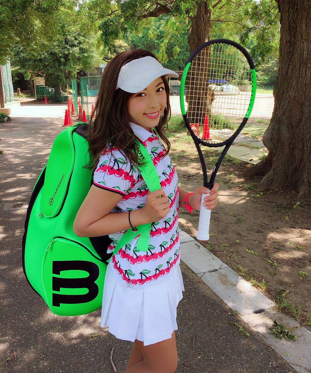 テニスをする時におすすめのヘアスタイルTOP