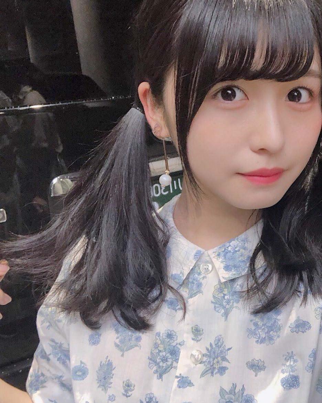 欅坂46 長濱ねるちゃん風へアスタイル!!2
