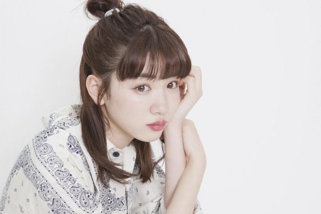 永野芽郁のすっぴん風メイクに似合うヘアスタイル1