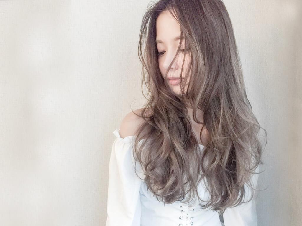 明るい髪色でもギャルっぽくならない!品のある明るめカラー10