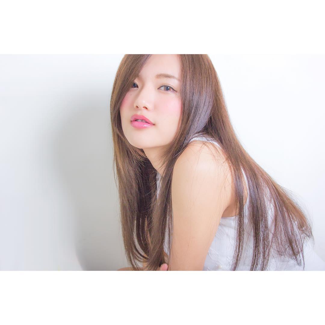 明るい髪色でもギャルっぽくならない!品のある明るめカラー4