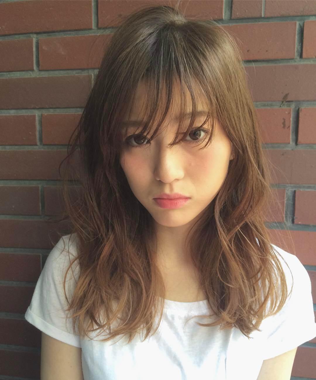 明るい髪色でもギャルっぽくならない!品のある明るめカラー8