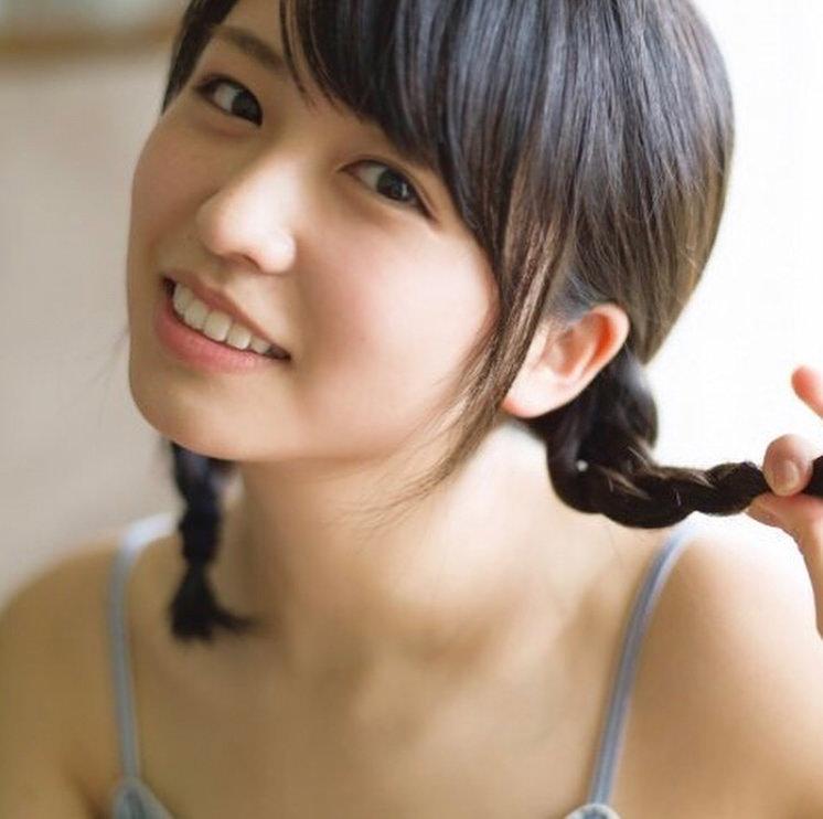 欅坂46 長濱ねるちゃん風へアスタイル!!1