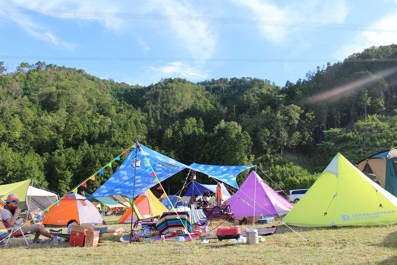 キャンプでしていきたいヘアスタイルtop