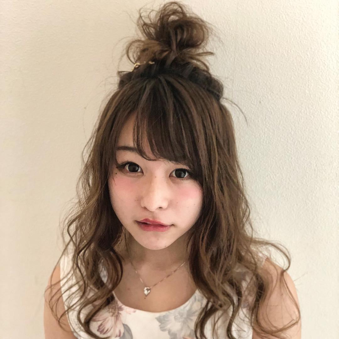 【保存版】トレンドの可愛いヘアスタイル・髪型67選大発表!8