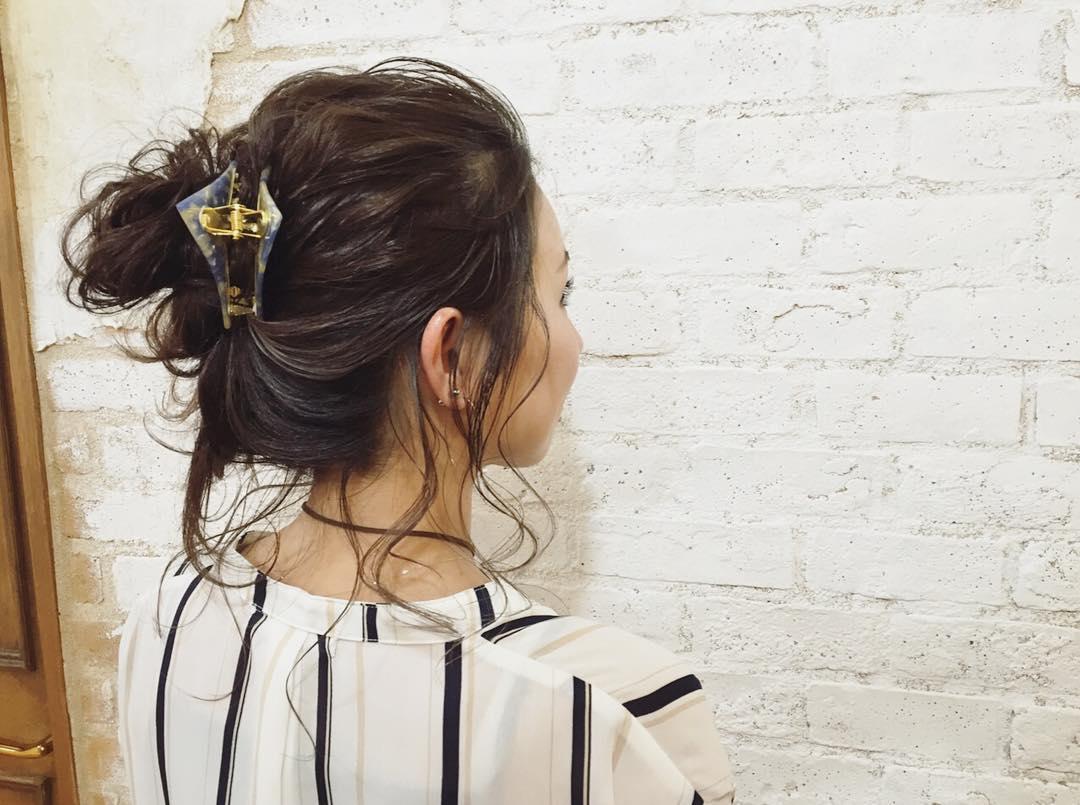 トレンドのヘアスタイル6