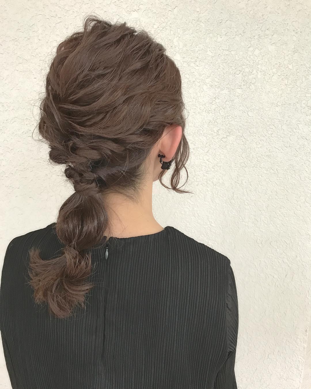 【保存版】トレンドの可愛いヘアスタイル・髪型40選大発表!3