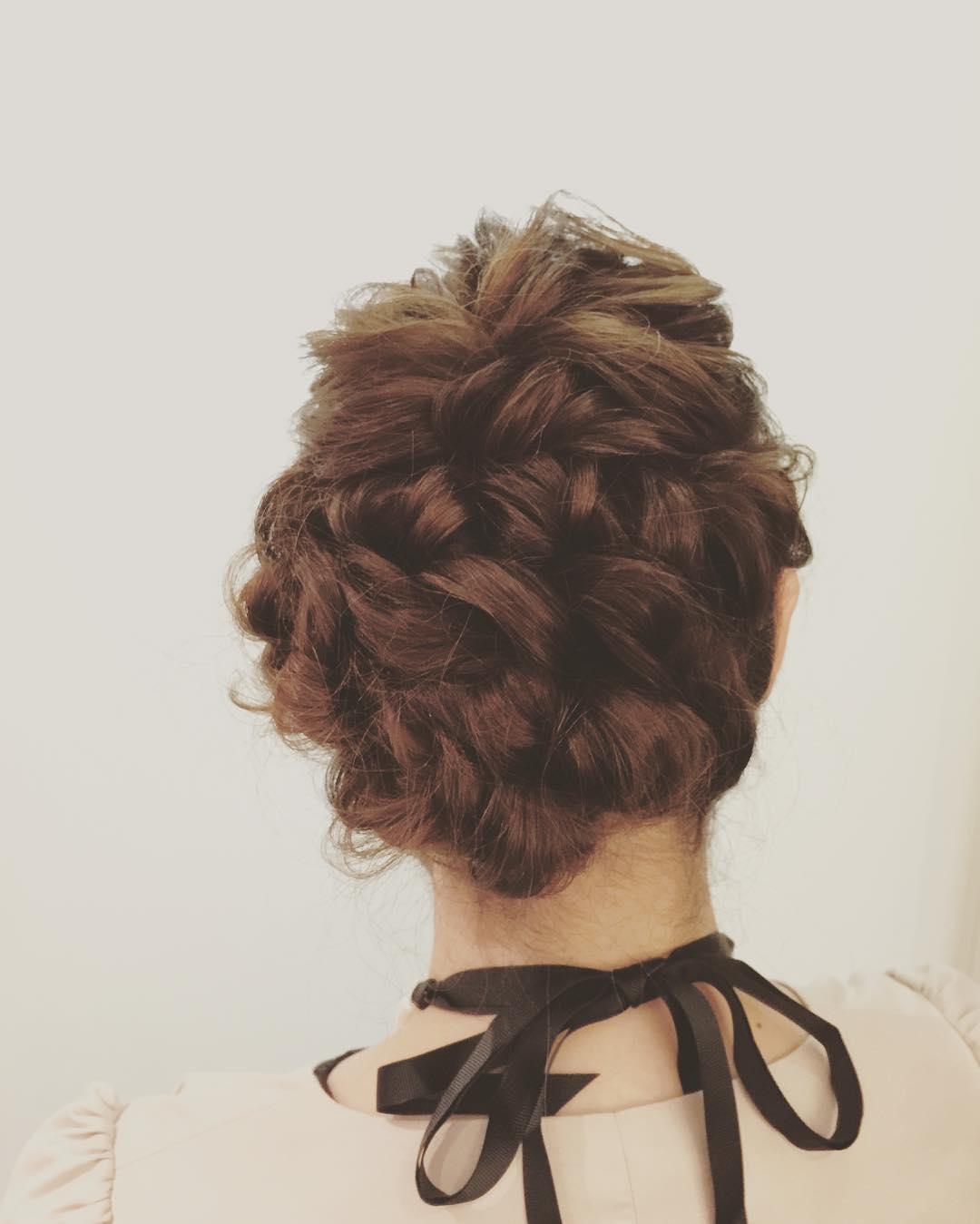 トレンドのヘアスタイル9