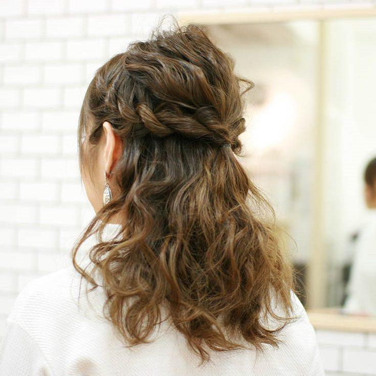 2 【保存版】トレンドの可愛いヘアスタイル・髪型大発表!9