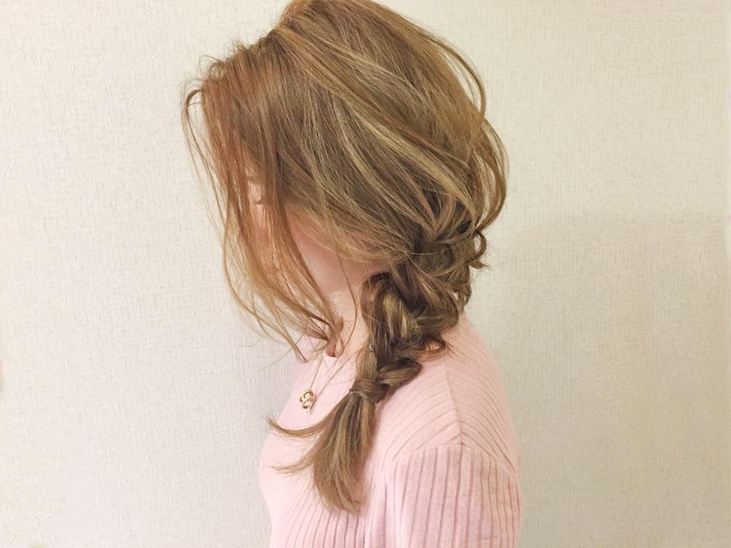 【保存版】トレンドの可愛いヘアスタイル・髪型30選大発表!6