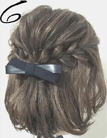 【保存版】トレンドの可愛いヘアスタイル・髪型大発表!7