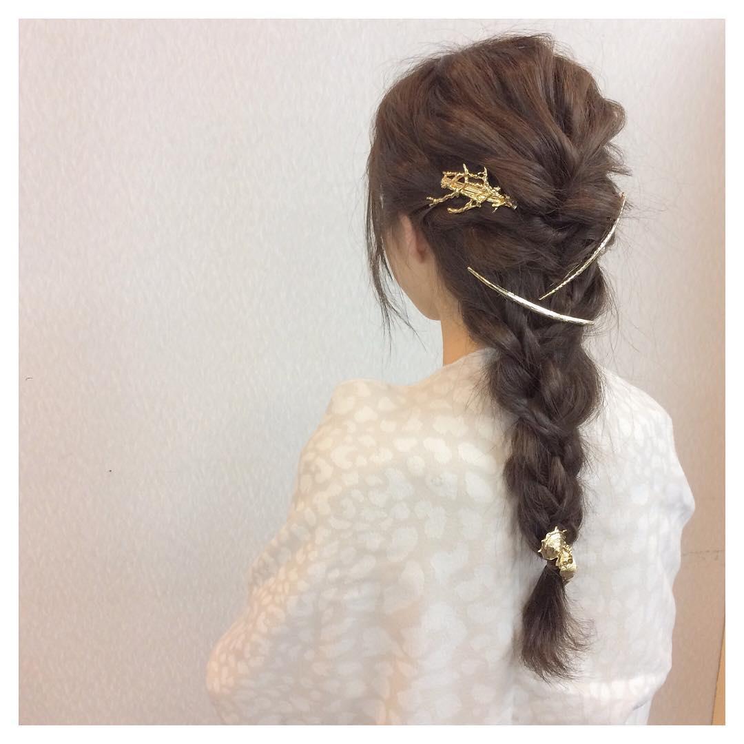 【保存版】2018年トレンドの可愛いヘアスタイル・髪型77選大発表!3