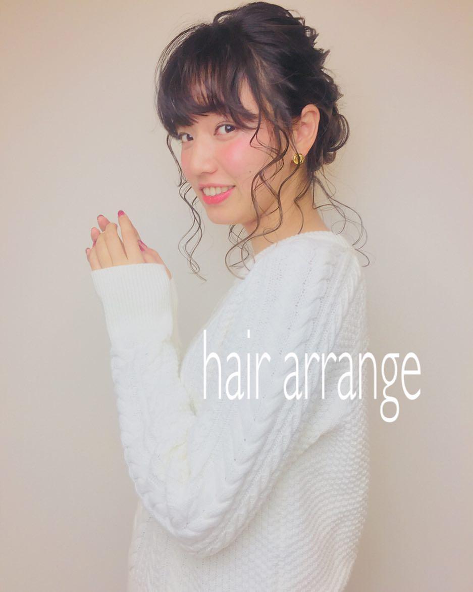 【保存版】トレンドの可愛いヘアスタイル・髪型67選大発表!4