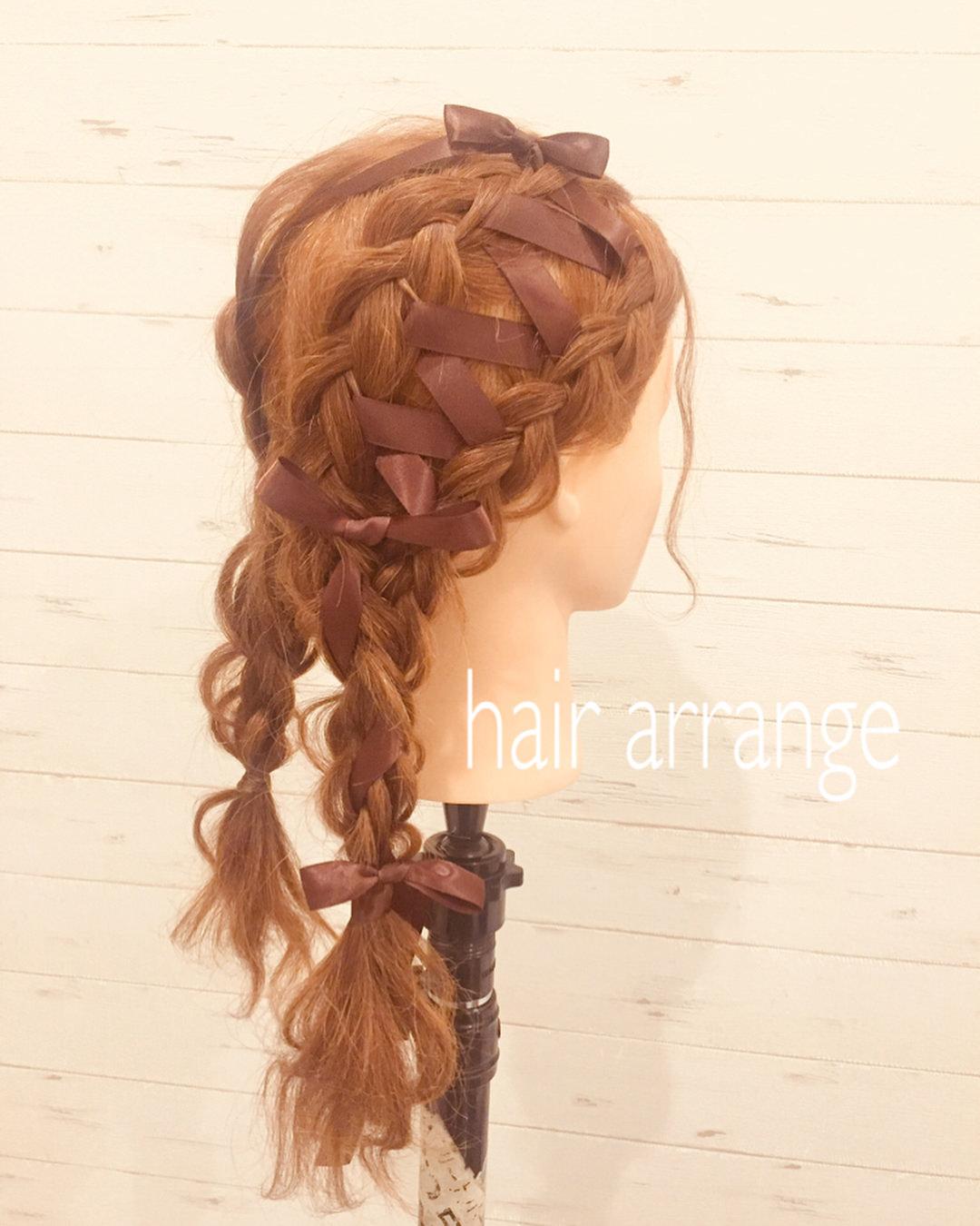 【保存版】トレンドの可愛いヘアスタイル・髪型67選大発表!5