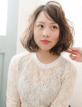 暑い夏☆でこだしに合うヘアスタイル!7