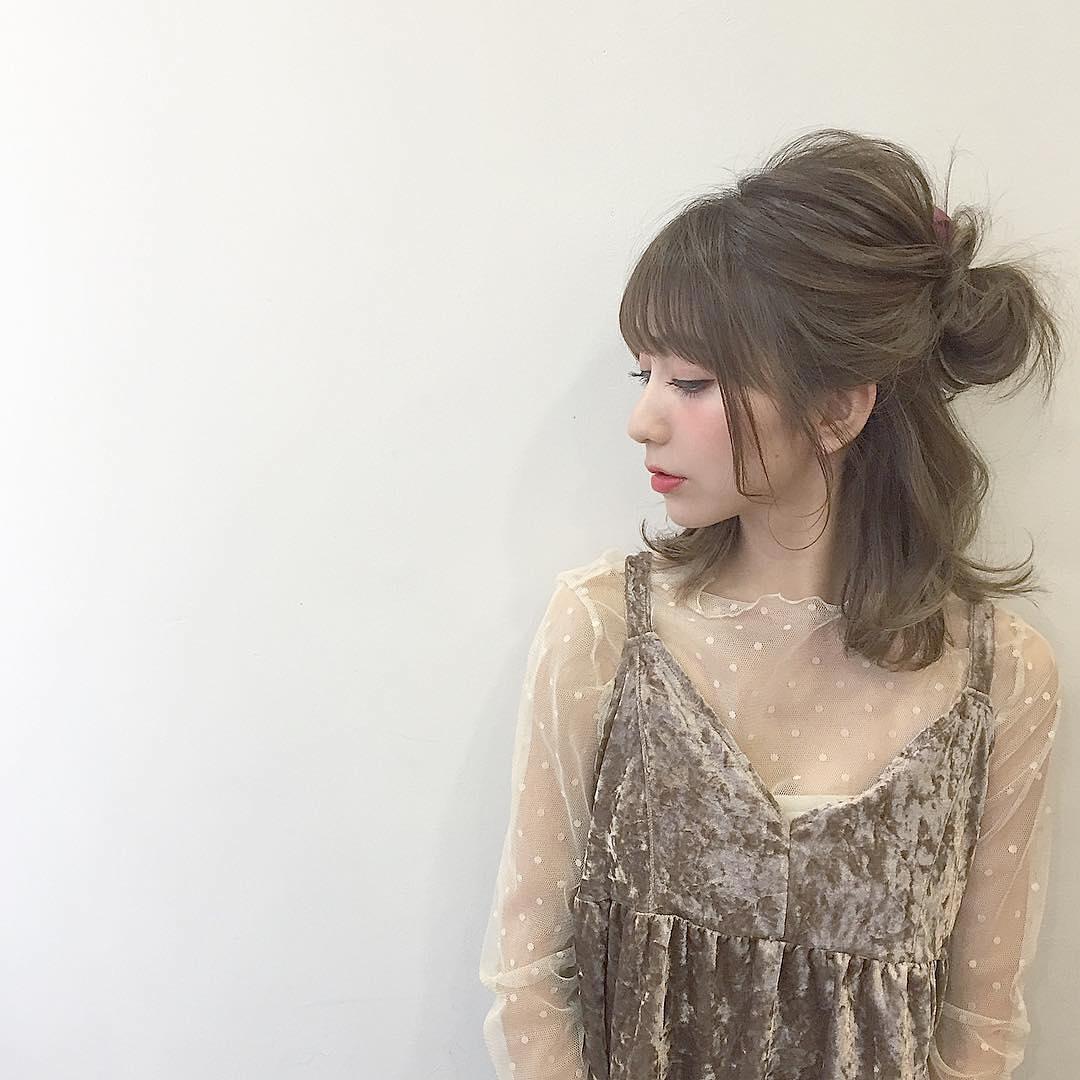 【保存版】トレンドの可愛いヘアスタイル・髪型40選大発表!5