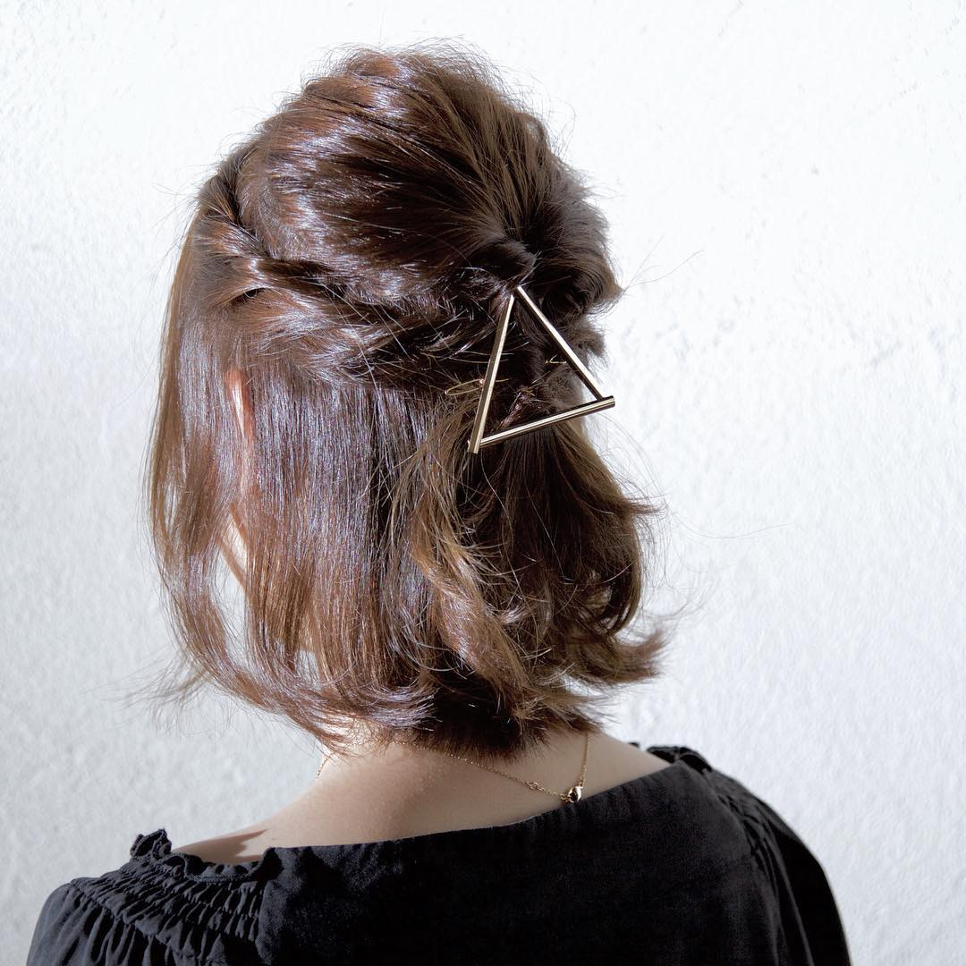 【保存版】2018年トレンドの可愛いヘアスタイル・髪型77選大発表!1