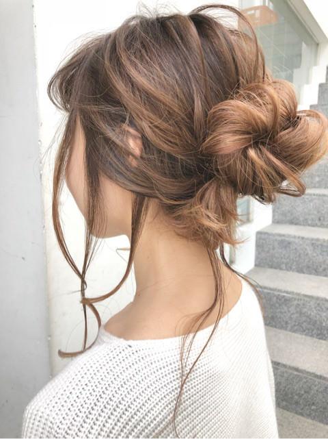 【保存版】トレンドの可愛いヘアスタイル・髪型大発表!9
