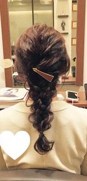 【保存版】トレンドの可愛いヘアスタイル・髪型大発表!4