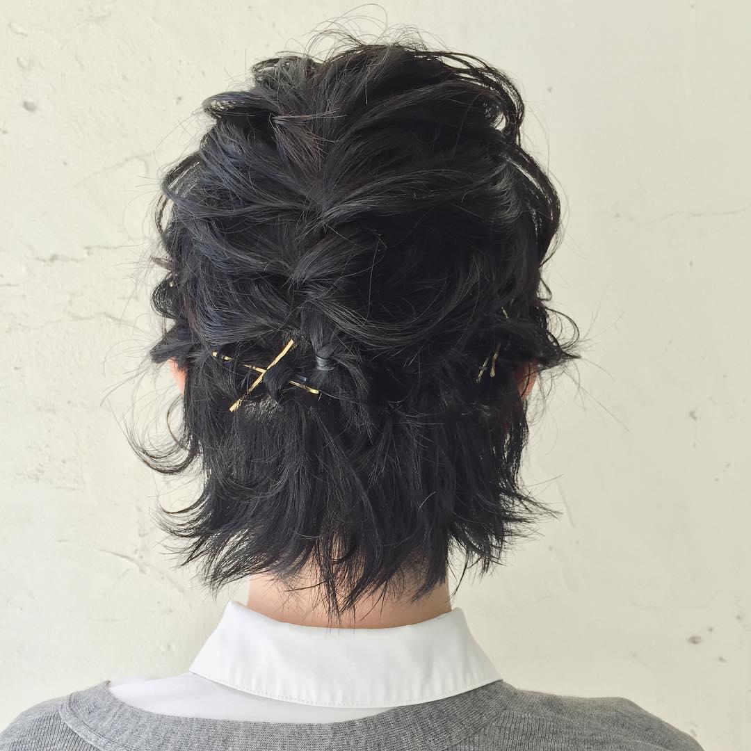 【保存版】トレンドの可愛いヘアスタイル・髪型40選大発表!6