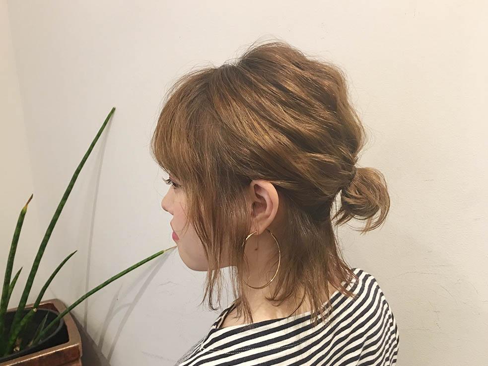 【保存版】トレンドの可愛いヘアスタイル・髪型大発表!5