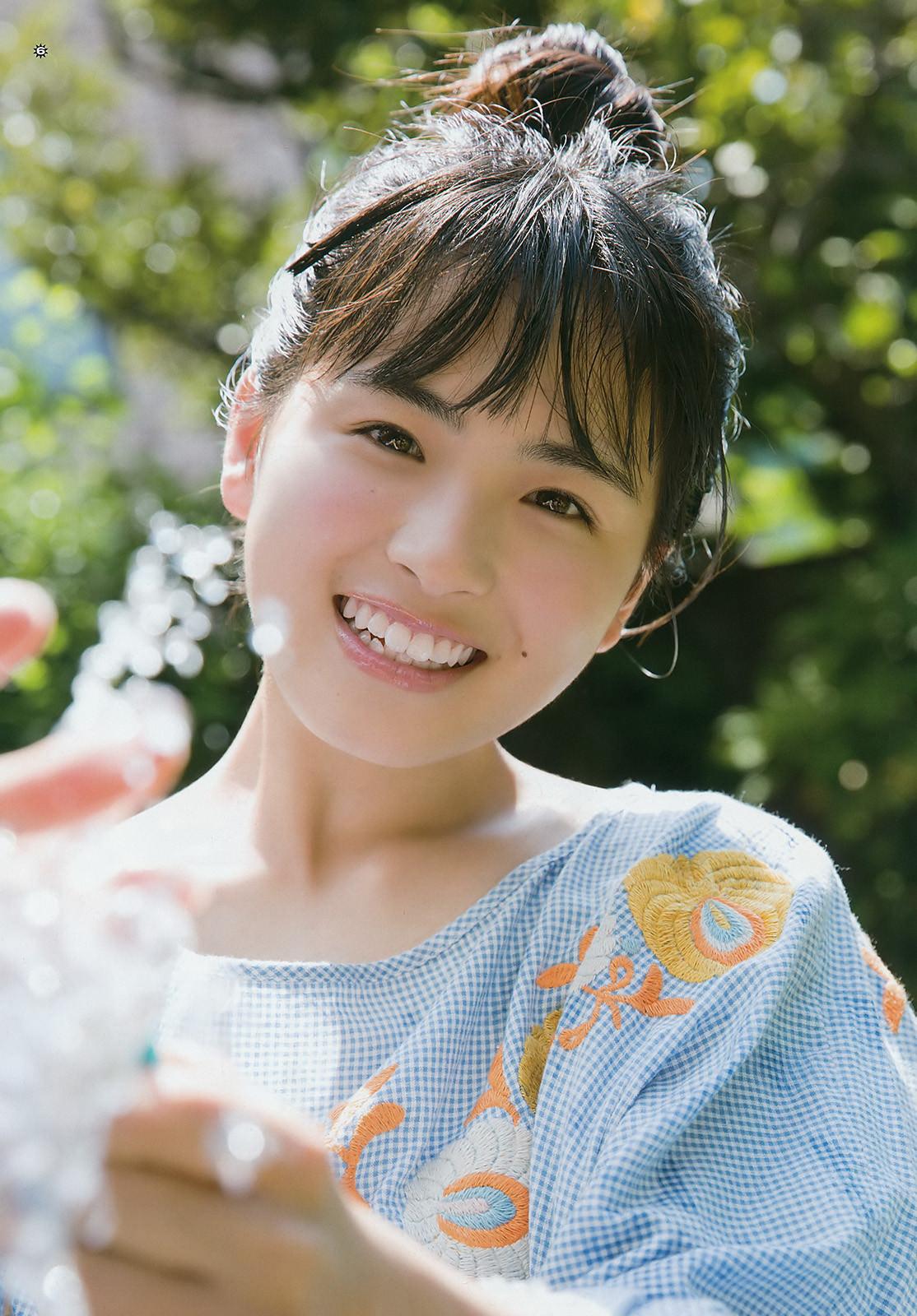 人気上昇中!乃木坂46三期生 大園桃子ちゃん風ヘアスタイル・髪型3
