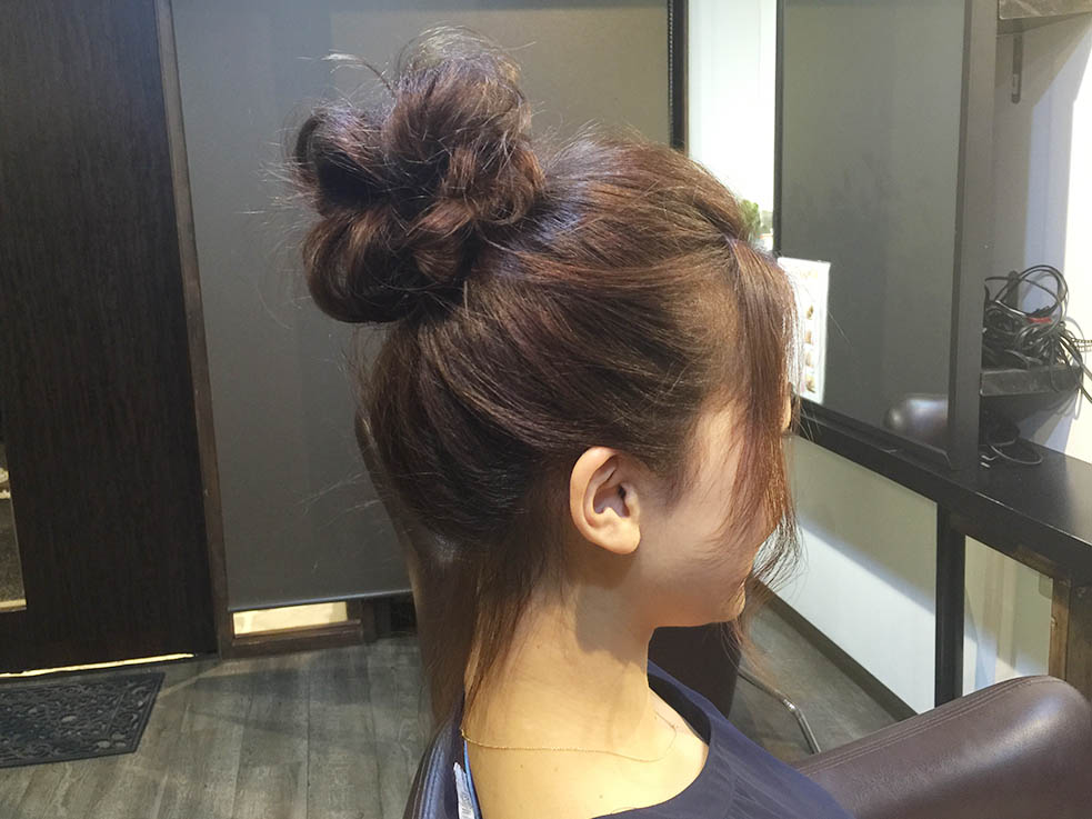人気上昇中!乃木坂46三期生 大園桃子ちゃん風ヘアスタイル・髪型16